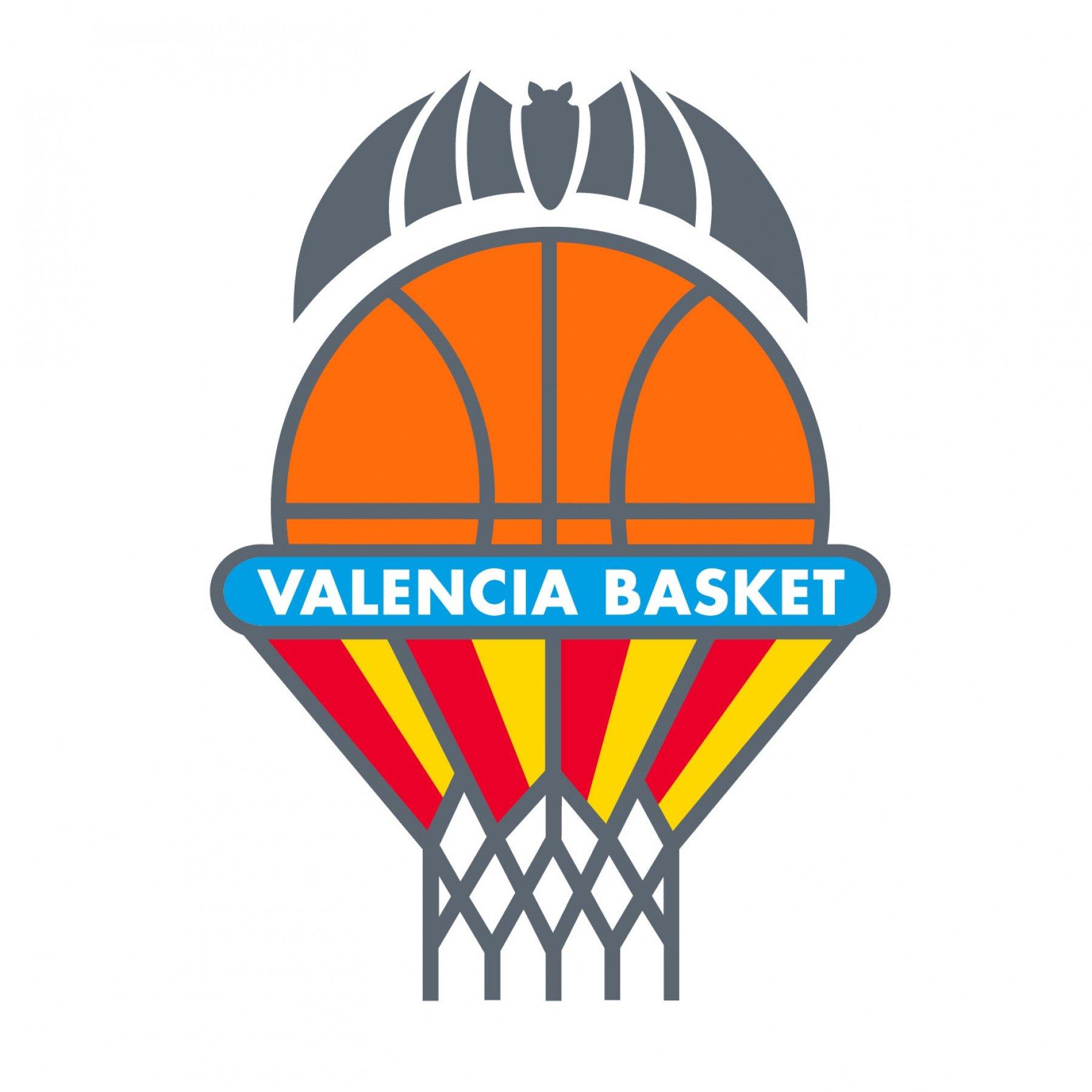 Resultado de imagen de escudo de valencia basket