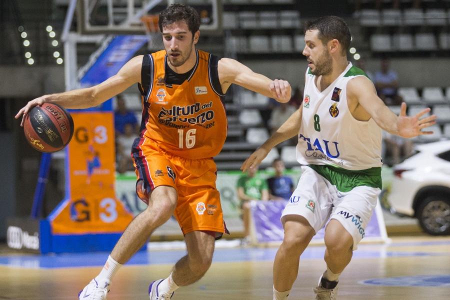 Resultado de imagen de pretemporada valencia basket
