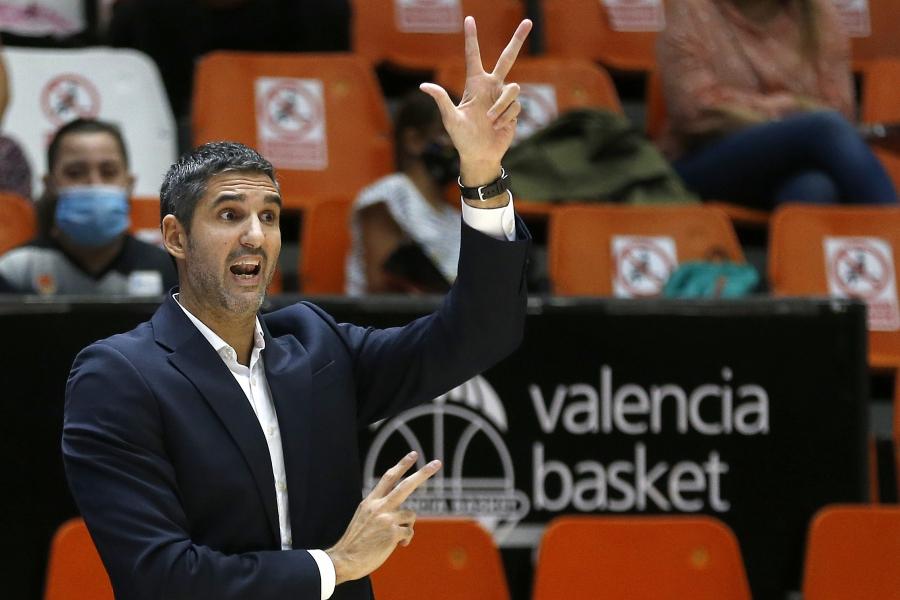 LF Playoff 1/4 de final: Valencia Basket defenderá 11 puntos de renta tras la victoria ante Durán Maquinaria Ensino (58-69)